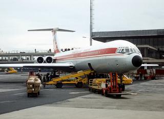 CSA - Czech Airlines - Ilyushin Il-62 (all models) OK-ZBC