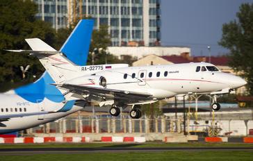 RA-02775 - Sirius-Aero British Aerospace BAe 125