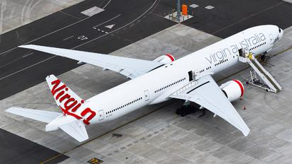 VH-VPE - Virgin Australia Boeing 777-300ER