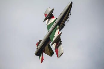"""MM54510 - Italy - Air Force """"Frecce Tricolori"""" Aermacchi MB-339-A/PAN"""