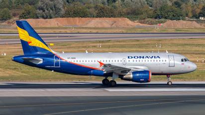 VP-BNN - Donavia Airbus A319