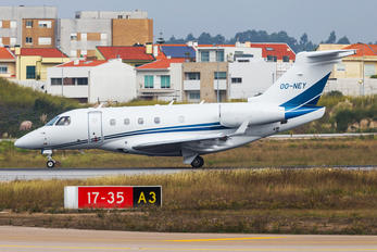 OO-NEY - Air Service Liege Embraer EMB-545 Legacy 450