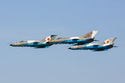 6305 - Romania - Air Force Mikoyan-Gurevich MiG-21 LanceR C aircraft
