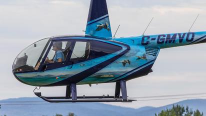 C-GMVO - Capitale Helicoptere Robinson R44 Astro / Raven
