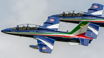 "MM55058 - Italy - Air Force ""Frecce Tricolori"" Aermacchi MB-339-A/PAN aircraft"