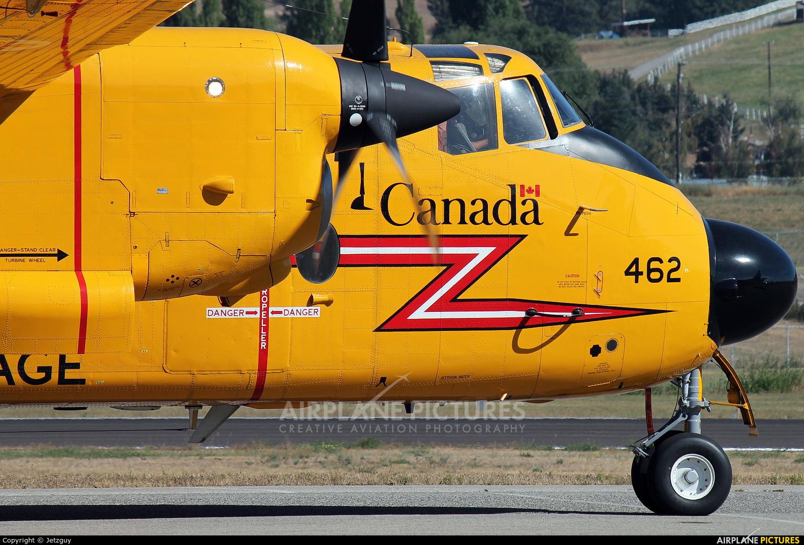 Canada - Air Force 115462 aircraft at Kelowna, BC
