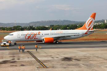 PR-GGG - GOL Transportes Aéreos  Boeing 737-800