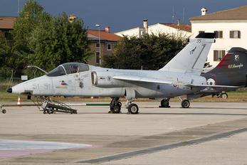 MM7095 - Italy - Air Force AMX International A-11 Ghibli