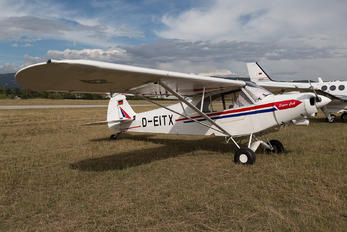 D-EITX - Private Piper L-18 Super Cub