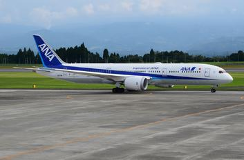 JA879A - ANA - All Nippon Airways Boeing 787-9 Dreamliner