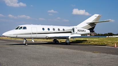 N200FJ - Private Dassault Falcon 20
