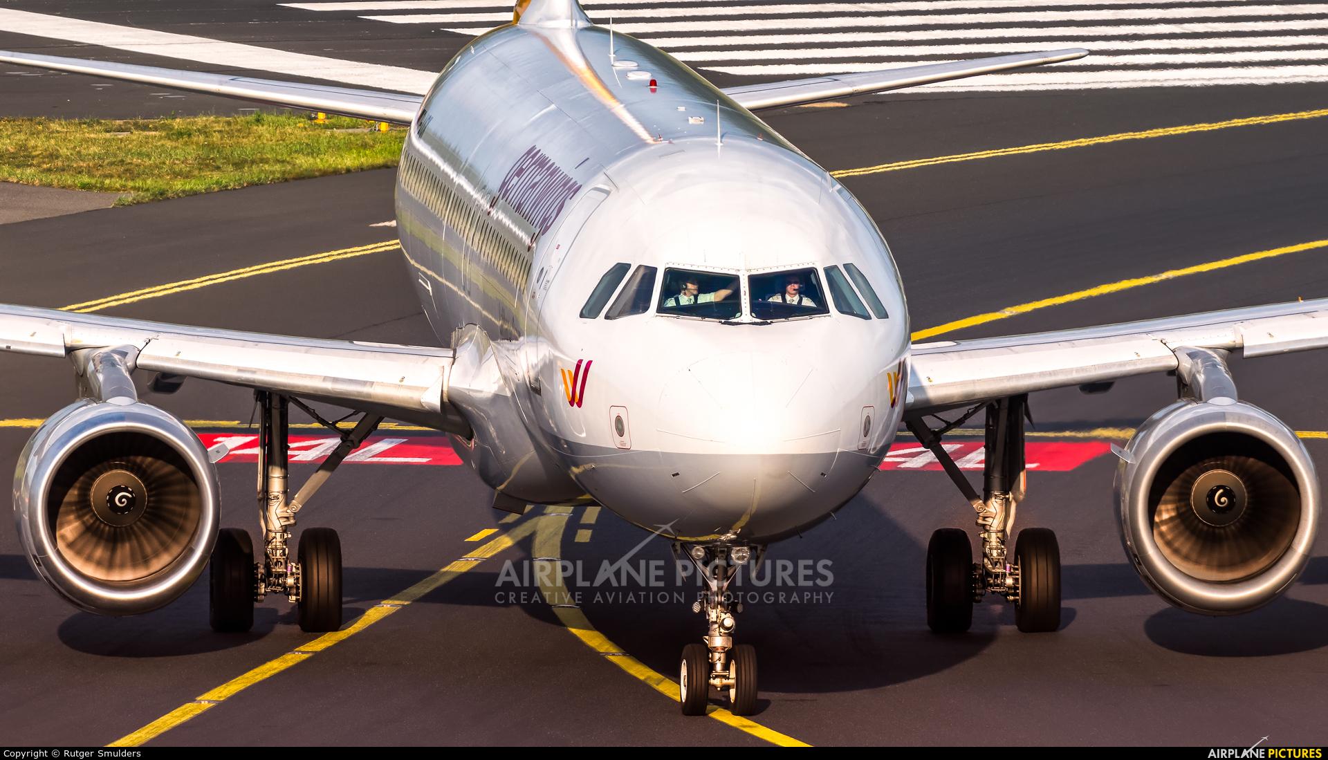Germanwings D-AIQK aircraft at Cologne Bonn - Konrad Adenauer