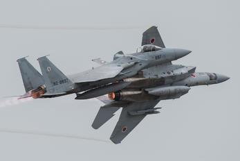 82-8897 - Japan - Air Self Defence Force Mitsubishi F-15J