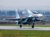 RF-93668 - Russia - Air Force Sukhoi Su-30SM aircraft