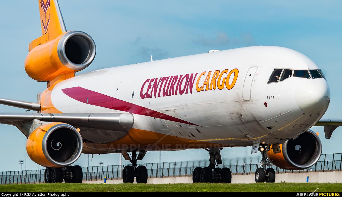 Centurion Air Cargo N988AR aircraft at Amsterdam - Schiphol