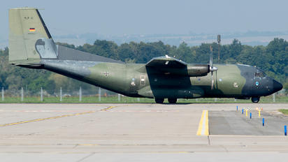 51+04 - Germany - Air Force Transall C-160D