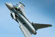 C.16-56 - Spain - Air Force Eurofighter Typhoon S aircraft