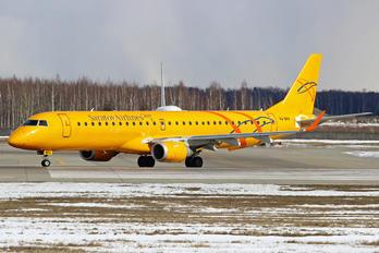 VQ-BRX - Saratov Airlines Embraer ERJ-190 (190-100)