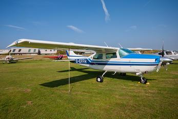 G-EFFH - Private Cessna 210 Centurion