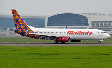 9M-LCD - Malindo Air Boeing 737-800