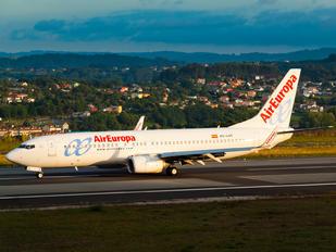 EC-LUT - Air Europa Boeing 737-800