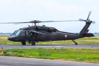 1091 - Mexico - Air Force Sikorsky H-60L Black hawk