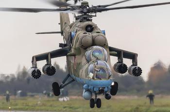 RF-13374 - Russia - Air Force Mil Mi-35M