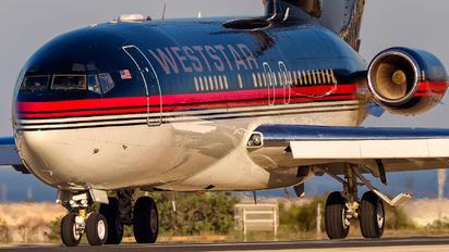 N800AK - Weststar Aviation Services Boeing 727-023