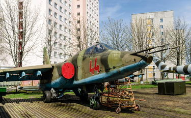 44 - Belarus - Air Force Sukhoi Su-25