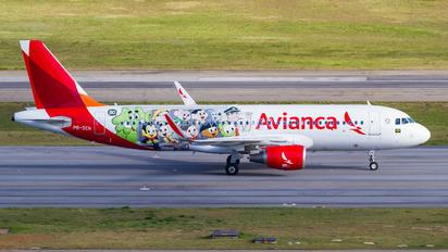 PR-OCN - Avianca Brasil Airbus A320