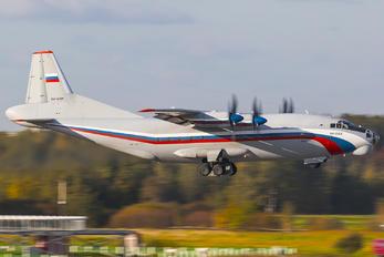 RA-12124 - Russia - Air Force Antonov An-12 (all models)