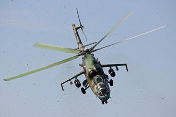 45 - Belarus - Air Force Mil Mi-24RKhR