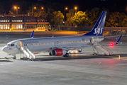 LN-RGG - SAS - Scandinavian Airlines Boeing 737-800 aircraft