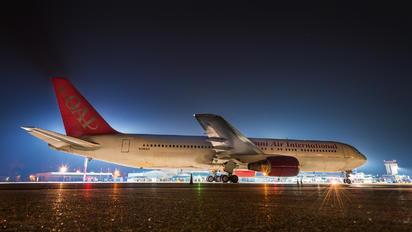 N396AX - Omni Air International Boeing 767-300ER
