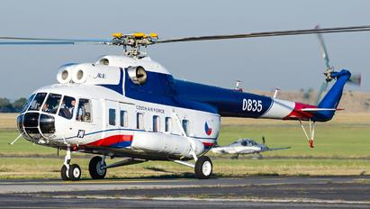 0835 - Czech - Air Force Mil Mi-8S