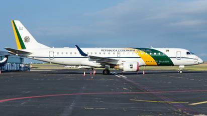 2590 - Brazil - Air Force Embraer ERJ-190-VC-2