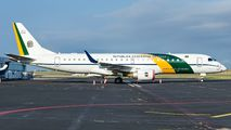 2590 - Brazil - Air Force Embraer ERJ-190-VC-2 aircraft