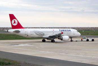 TC-JPV - Turkish Airlines Airbus A320
