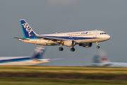 JA8300 - ANA - All Nippon Airways Airbus A320 aircraft
