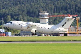 EI-RJN - CityJet British Aerospace BAe 146-200/Avro RJ85