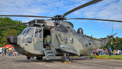 89+52 - Germany - Navy Westland Sea King Mk.41