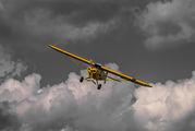 OE-CUB - Private Piper PA-18 Super Cub aircraft