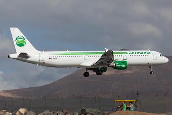 D-ASTP - Germania Airbus A321