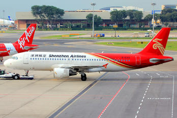 B-6315 - Shenzhen Airlines Airbus A320