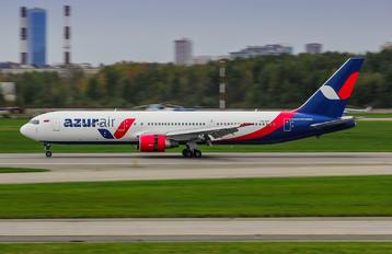 VQ-BUP - AzurAir Boeing 767-300ER