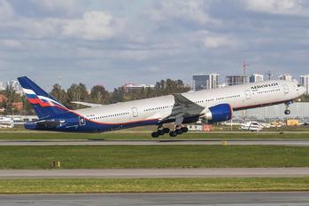 VQ-BUA - Aeroflot Boeing 777-300ER