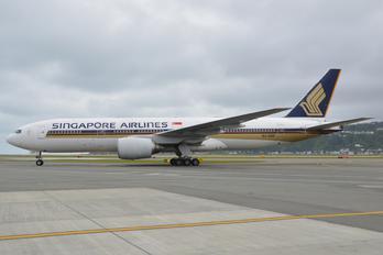 9V-SRP - Singapore Airlines Boeing 777-200ER