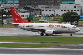 HL8022 - Eastar Jet Boeing 737-700