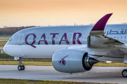A7-ALE - Qatar Airways Airbus A350-900 aircraft