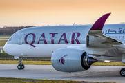 A7-ALE - Qatar Airways Airbus A350-900 aircraft